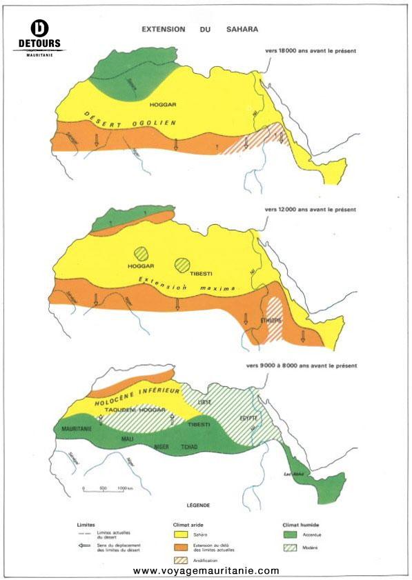L'Amatlich : un erg datant de 25 000 ans