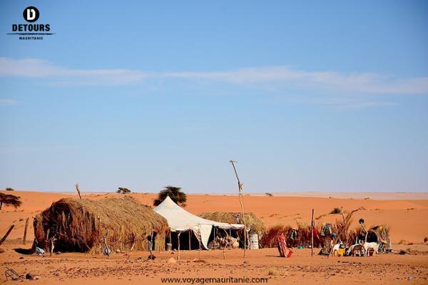 Initiation à la vie au désert
